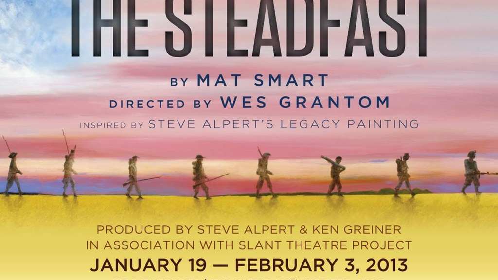 The Steadfast by Mat Smart project video thumbnail