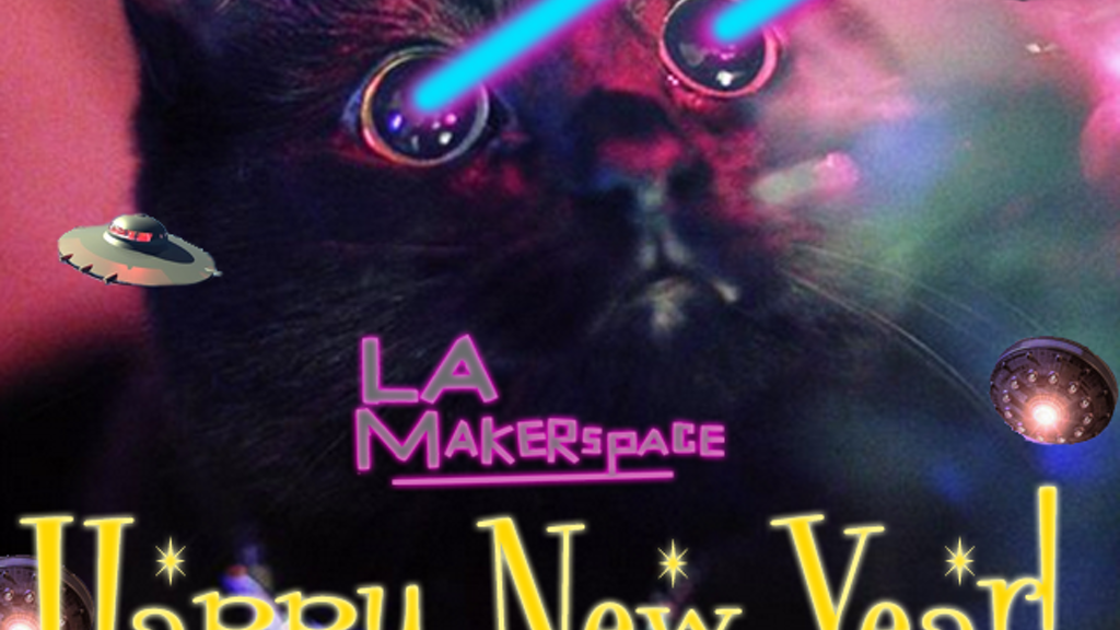 Los Angeles Makerspace: A Family Friendly Innovation Hub project video thumbnail