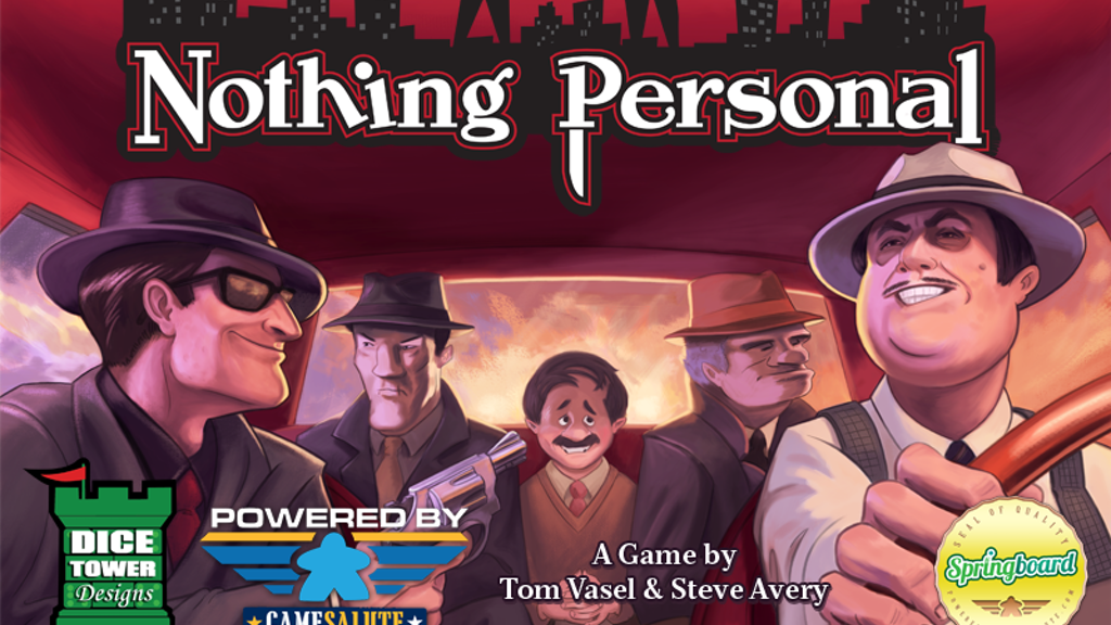 Nothing Personal project video thumbnail