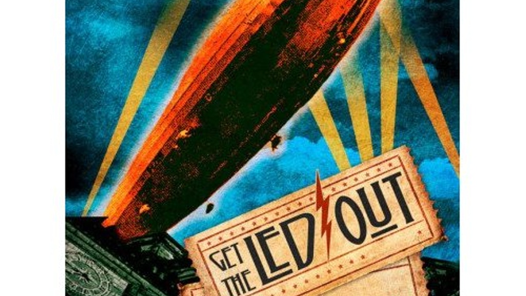 Get The Led Out: Led Zeppelin Prints by Ioannis project video thumbnail