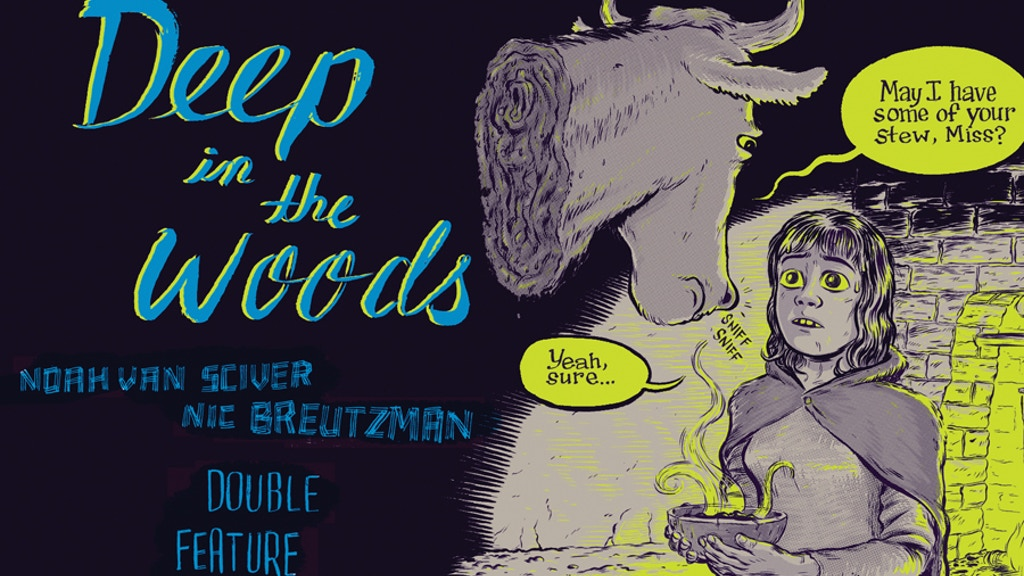 Deep in the Woods project video thumbnail