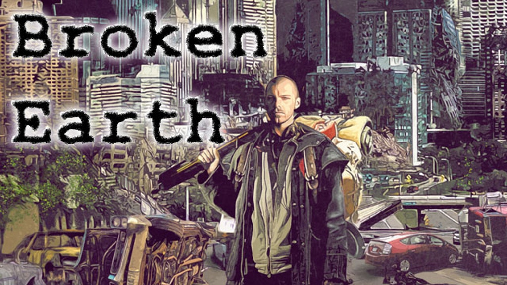 Broken Earth: Post-Apocalyptic RPG Adventure project video thumbnail
