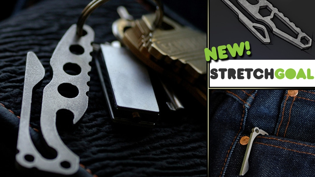 the Pickpocket™: Pocketclip/Bottle Opener project video thumbnail