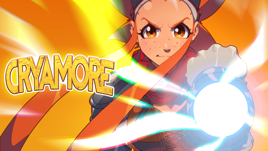 CRYAMORE! A True, First-Class Take on the Action-RPG Genre project video thumbnail