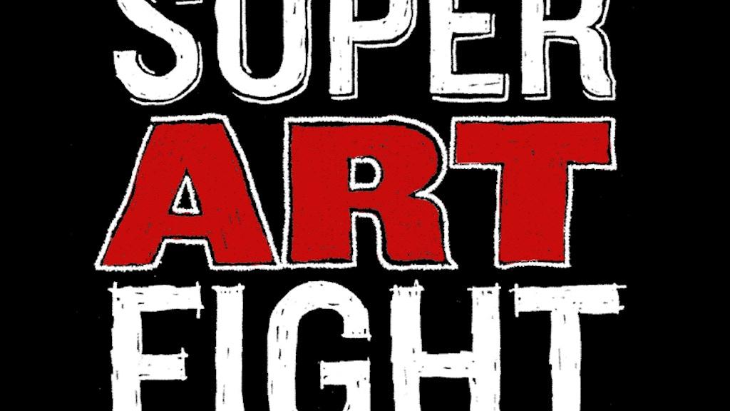 Super Art Fight: THE ART BOOK project video thumbnail