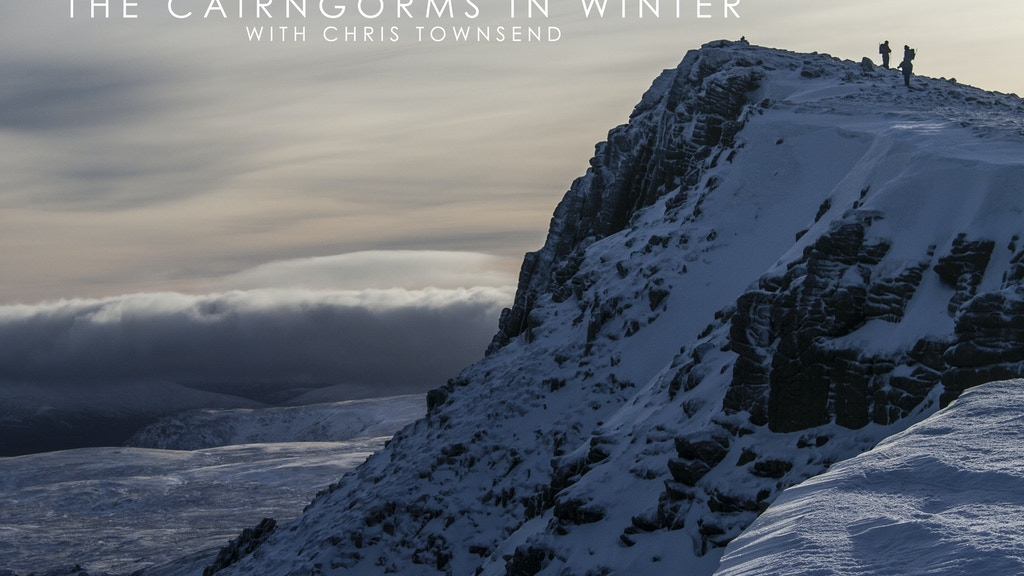 The Cairngorms in Winter with Chris Townsend project video thumbnail