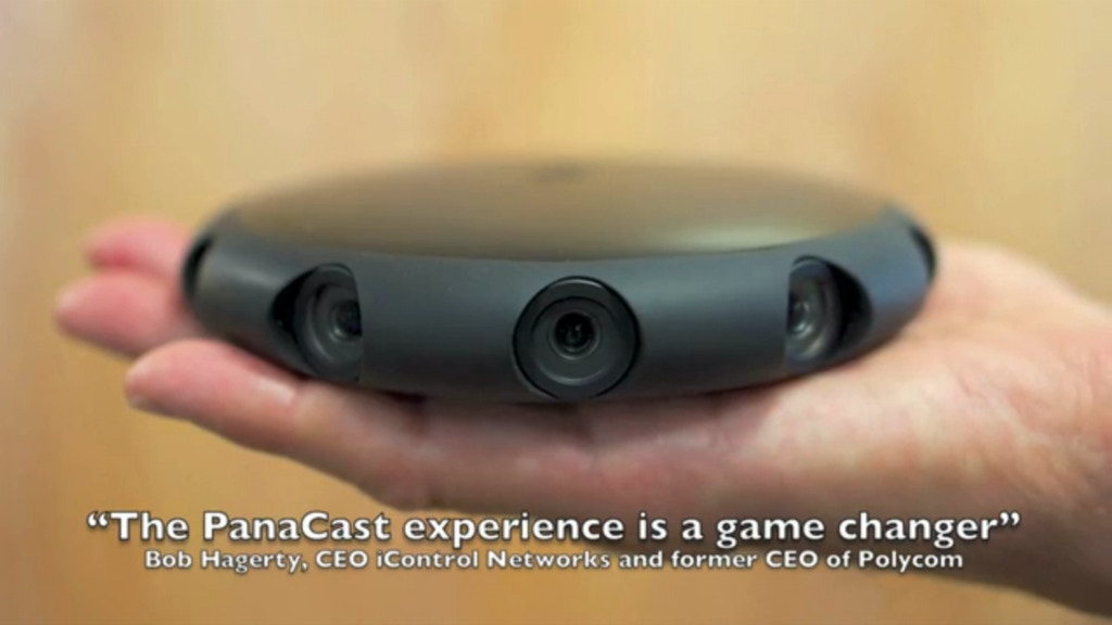 PanaCast Panoramic Camera & Apps project video thumbnail