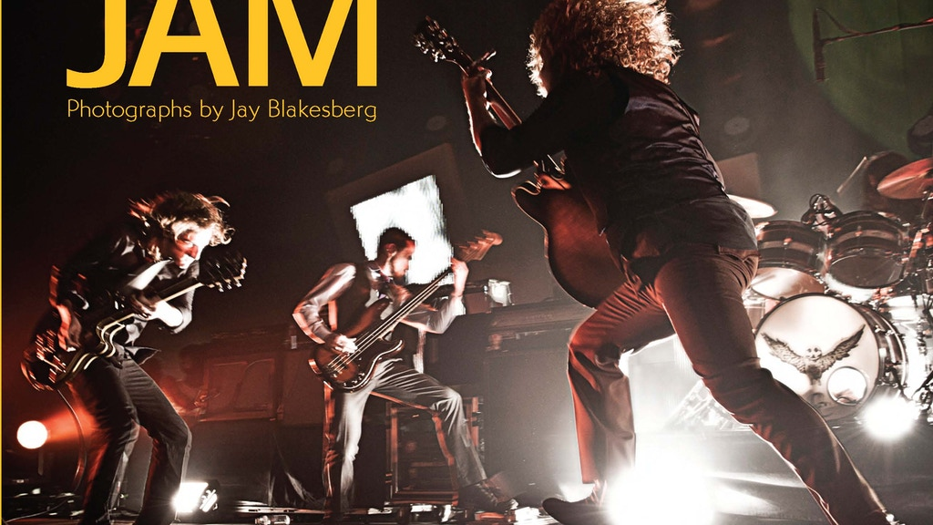 JAM - A Collection of Epic Live Photos from Jay Blakesberg project video thumbnail