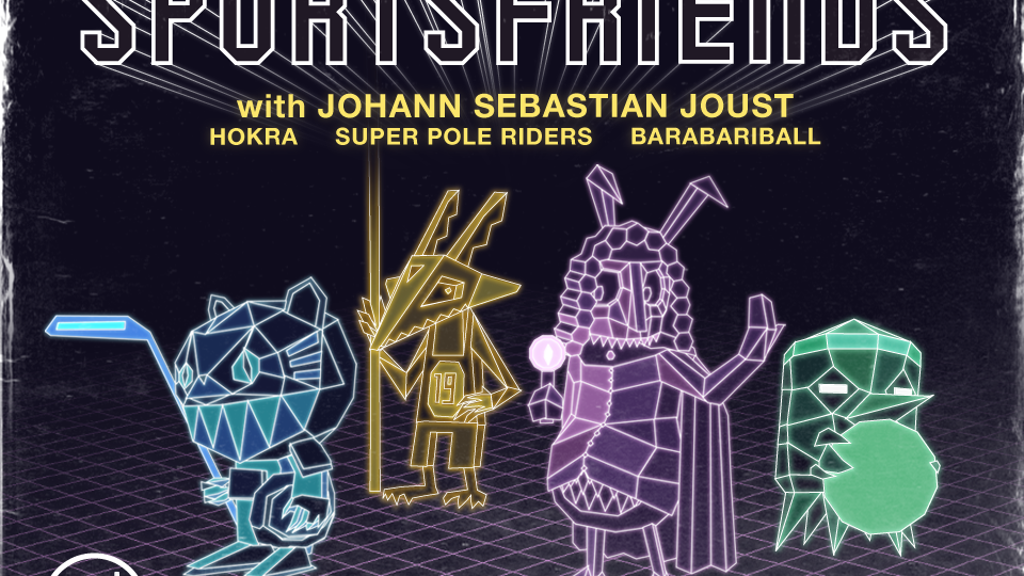 SPORTSFRIENDS featuring Johann Sebastian Joust project video thumbnail