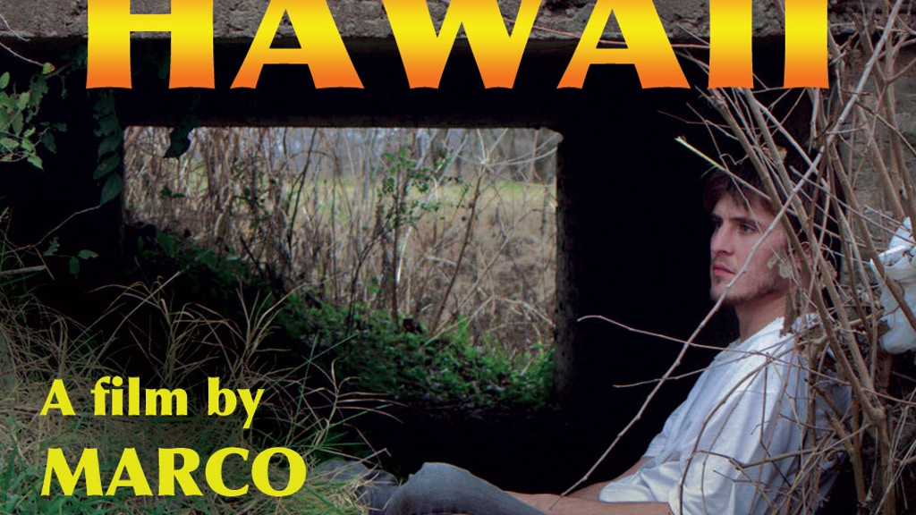 Hawaii - A film by Marco Berger [relaunch] project video thumbnail