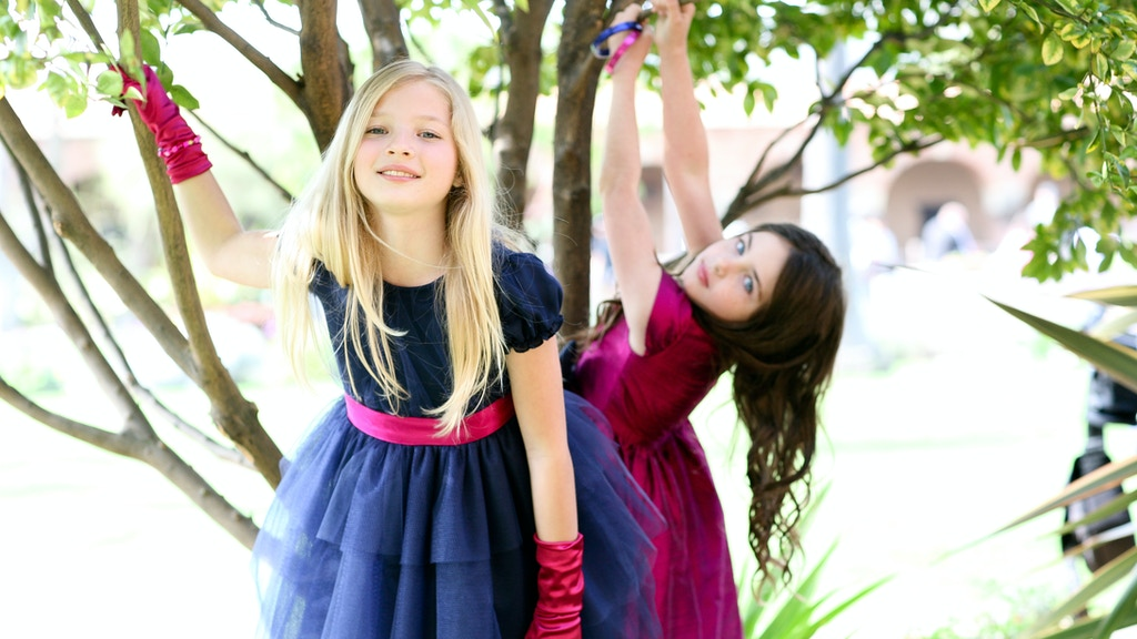 Who's Little?:  Special Occasion dresses project video thumbnail