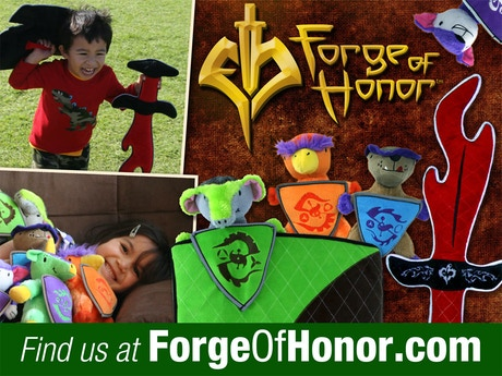 Forge of Honor: Targimals and Bordor Blades & Shields by ...