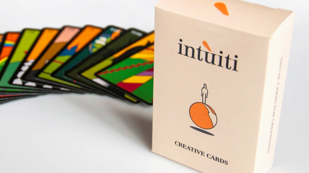 Intùiti Creative Cards project video thumbnail