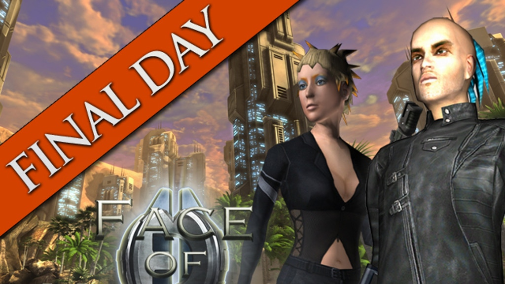 Face of Mankind: Fall of the Dominion project video thumbnail