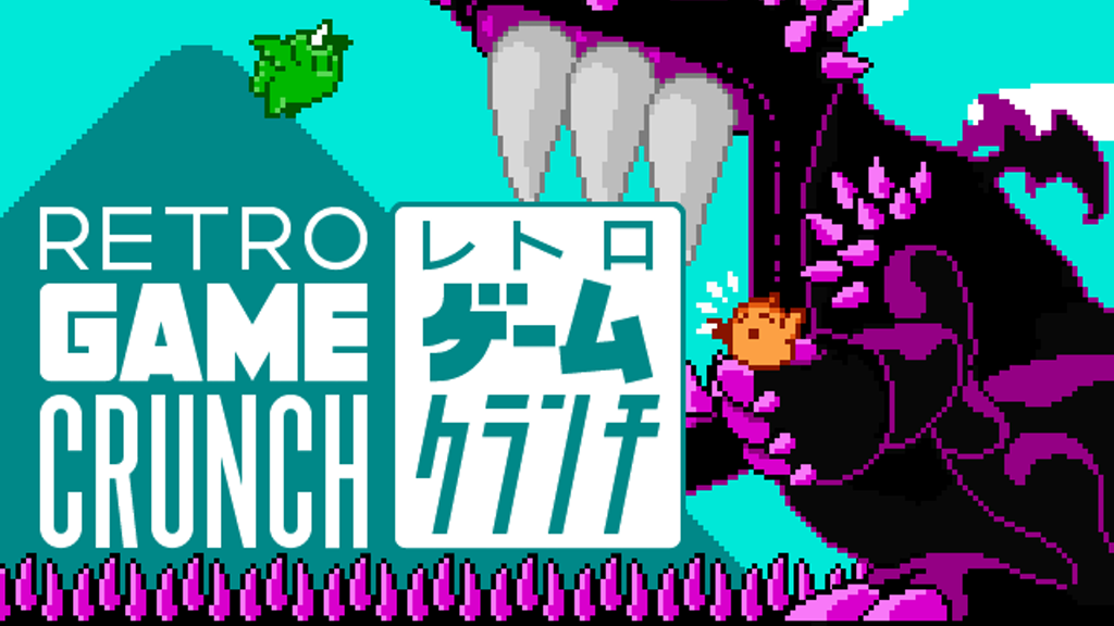 Retro Game Crunch • Six Games in Six Months project video thumbnail
