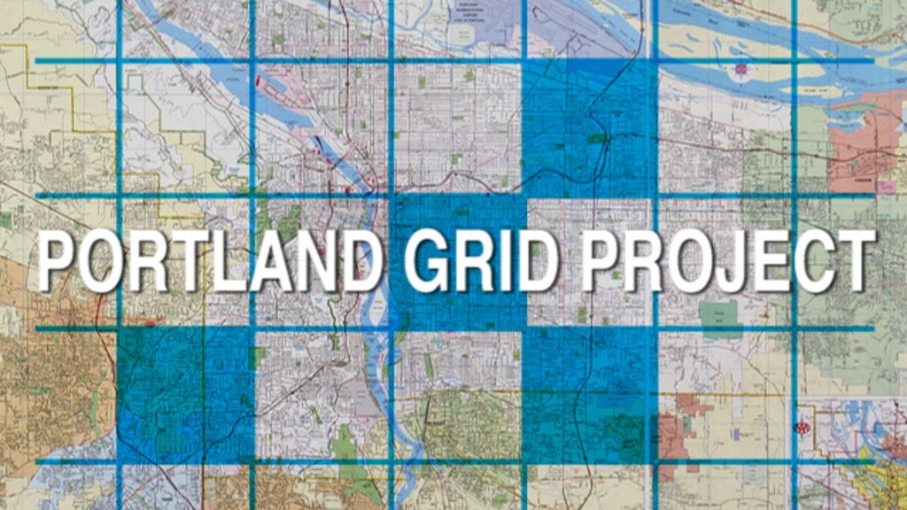 The Portland Grid Project's New Website project video thumbnail