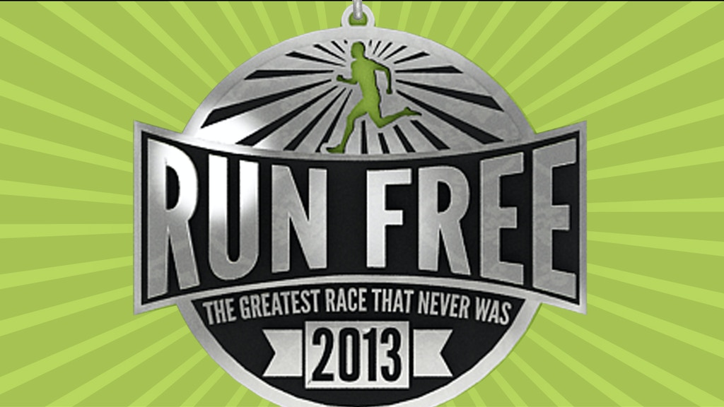 Run Free 2013 project video thumbnail