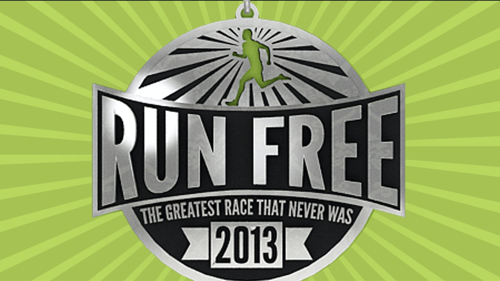 Run Free 2013 project video thumbnail