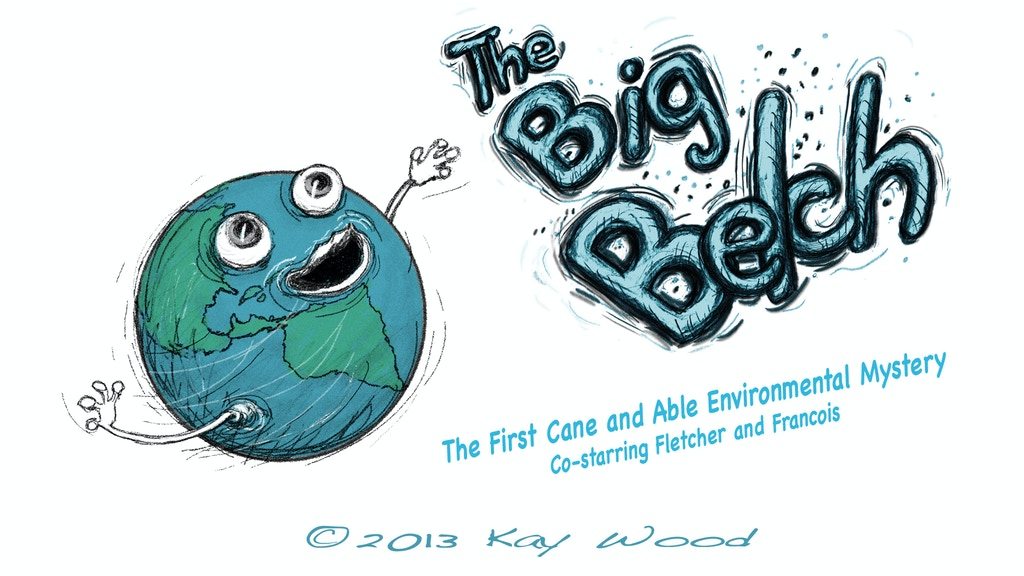 The Big Belch Graphic Novel project video thumbnail