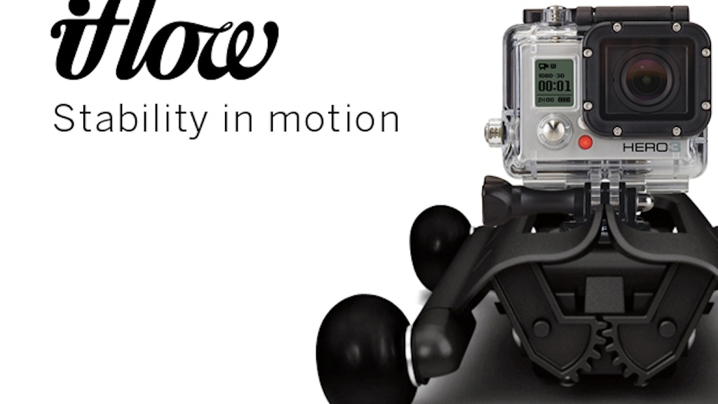 IFLOW | A Portable Dolly For DSLR, Compact Camera & Iphone project video thumbnail