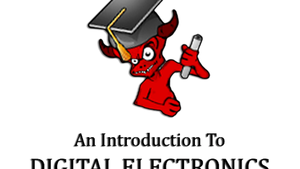 Open Education: An Introduction To Digital Electronics project video thumbnail
