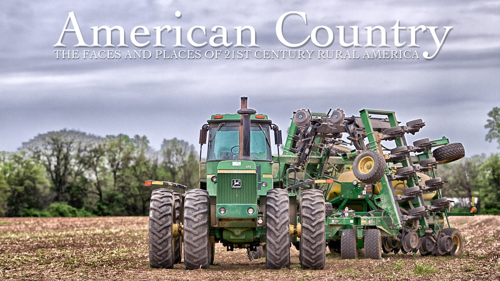 Project image for American Country: The Faces & Places of Rural America
