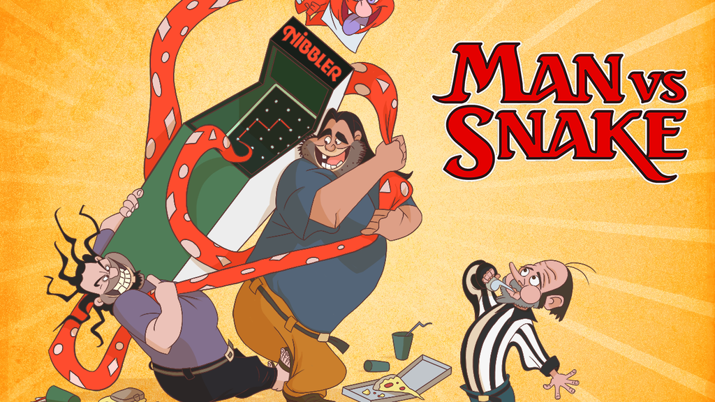 MAN VS SNAKE: The Long and Twisted Tale of Nibbler project video thumbnail