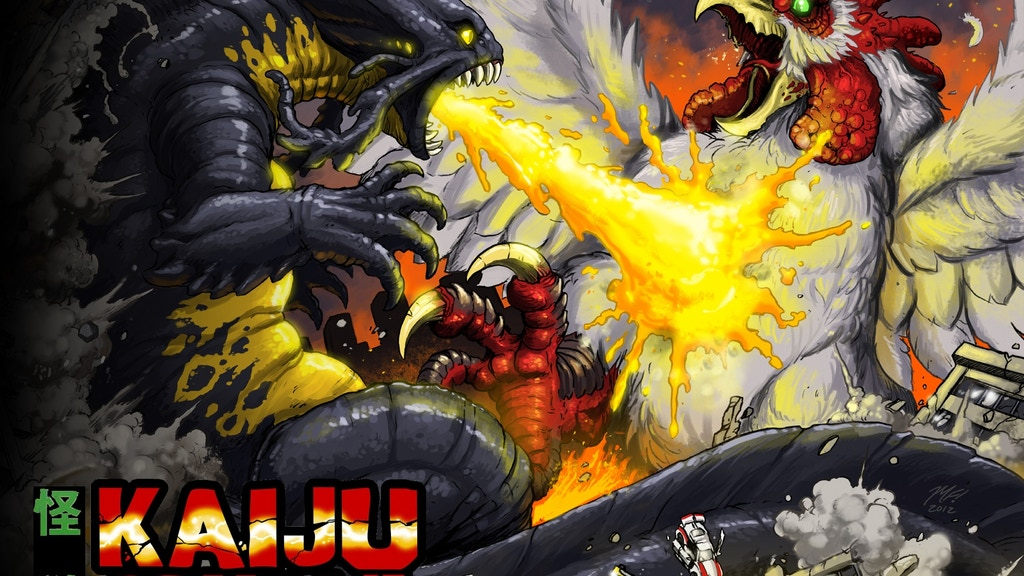 The Fall of Nemesis: Clash of the Kaijujin project video thumbnail