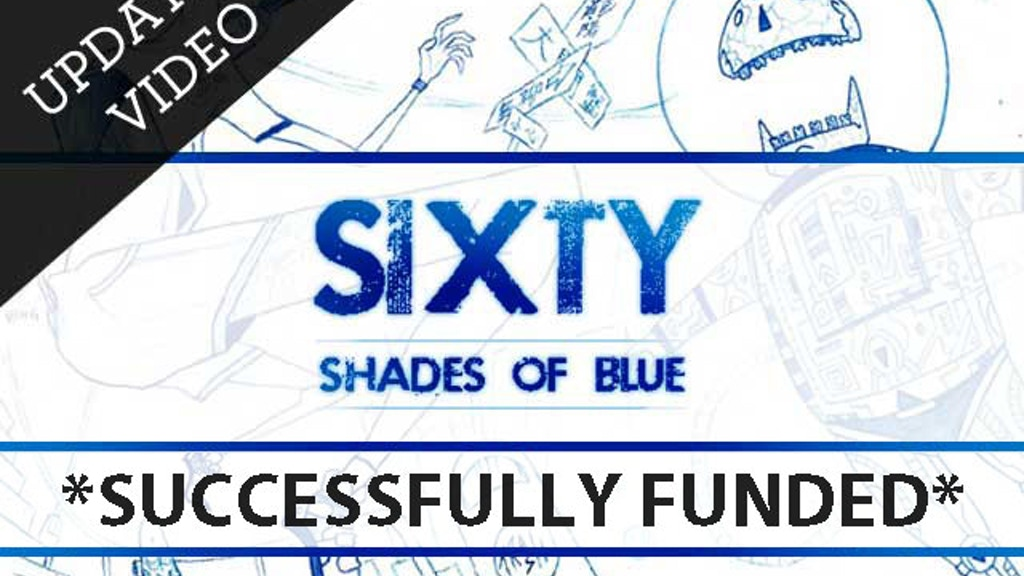 SIXTY SHADES OF BLUE project video thumbnail