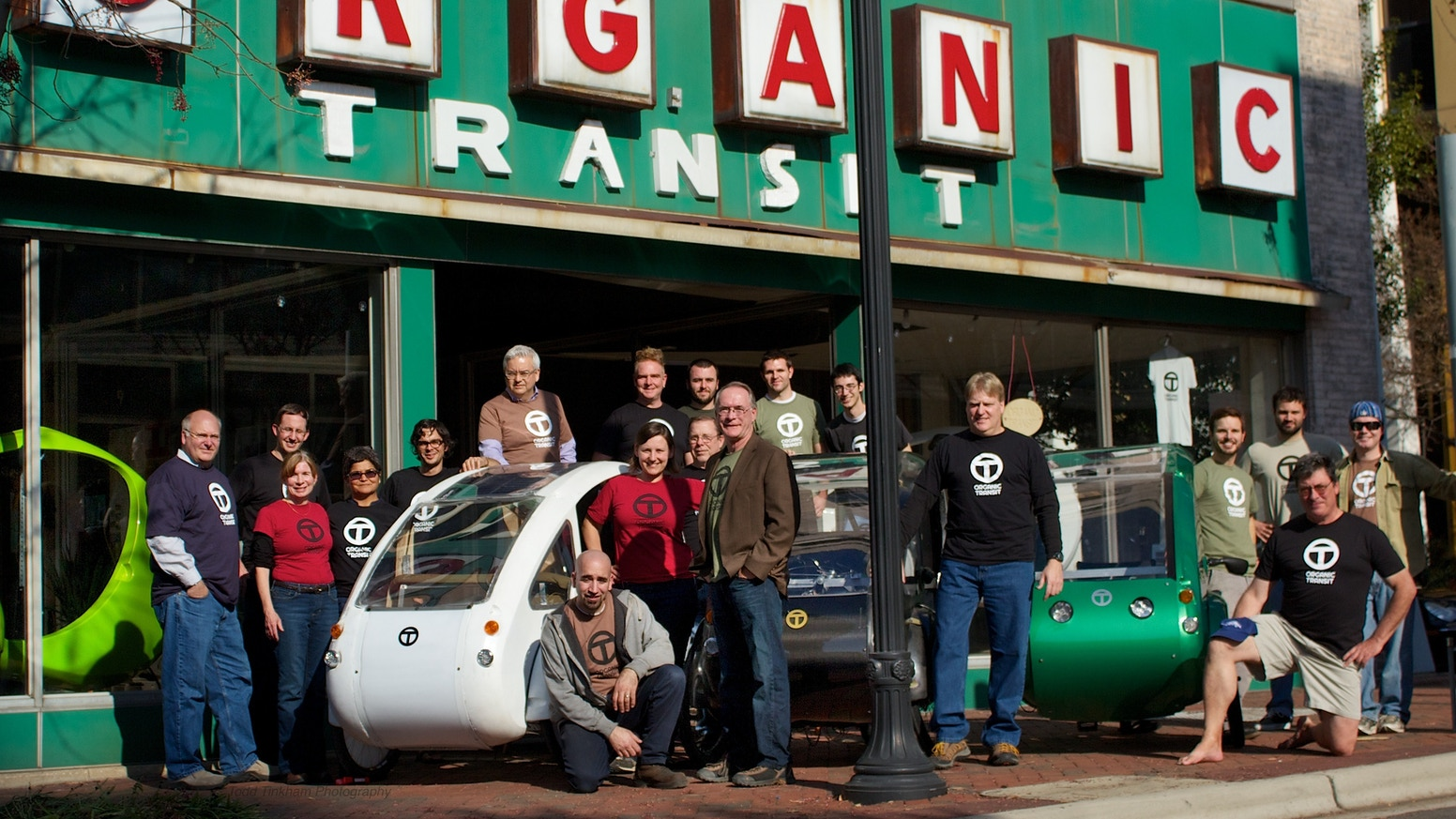 The Elf Is A Fun And Efficient Personal Electric Vehicle Ed By You Sun