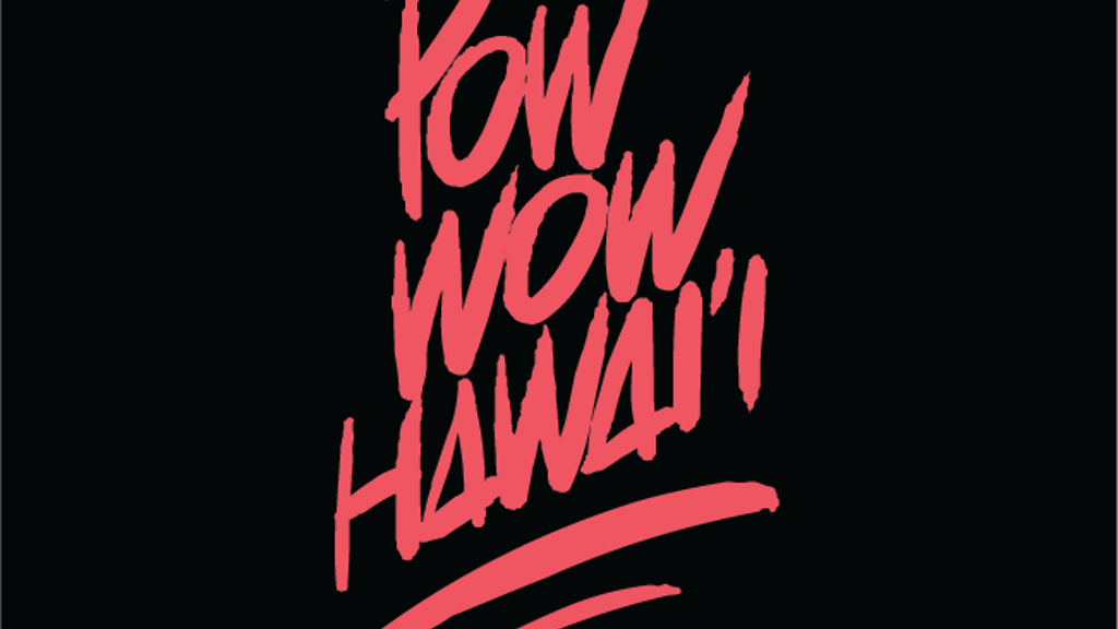 POW WOW: Share the arts community of Hawaii project video thumbnail