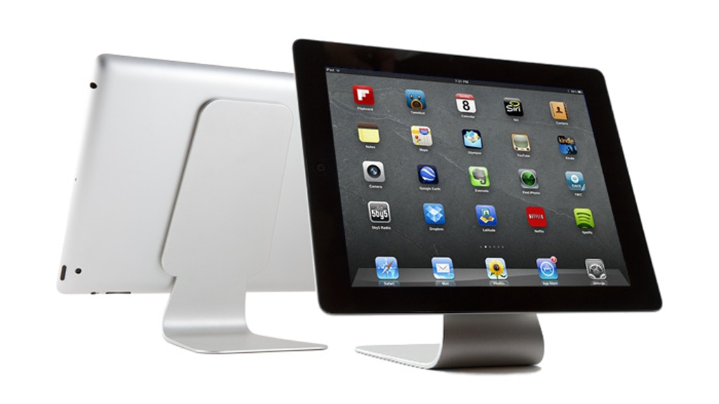 Slope: An Elegant Stand for iPad, Nexus 7&10, Kindle+ project video thumbnail