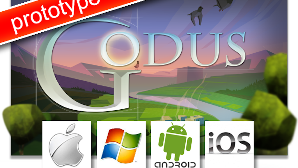 Project GODUS by 22cans » Designing GODUS Update #1 — Kickstarter