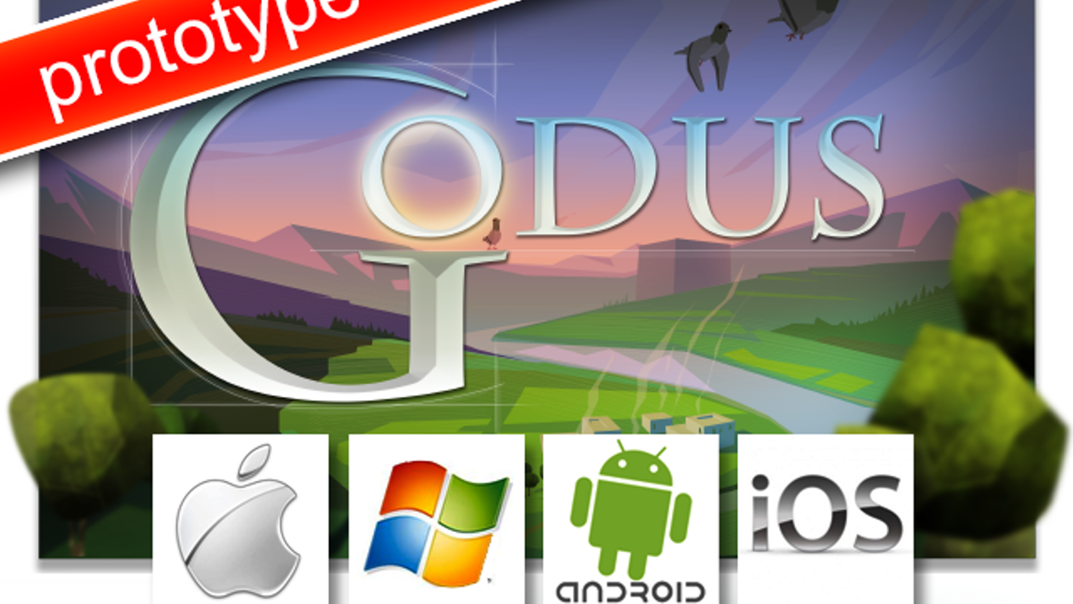Godusis a delightful reinvention of the god game from 22cans and Peter Molyneux, who created the genre. Mac, PC, Mobile iOS & Android