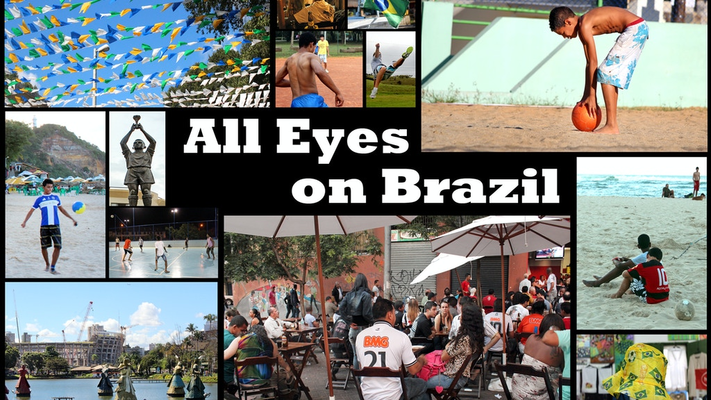 All Eyes on Brazil project video thumbnail
