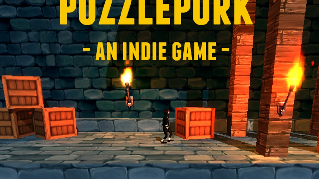 PuzzlePork: Coming to PC, Mac iOS and Android project video thumbnail