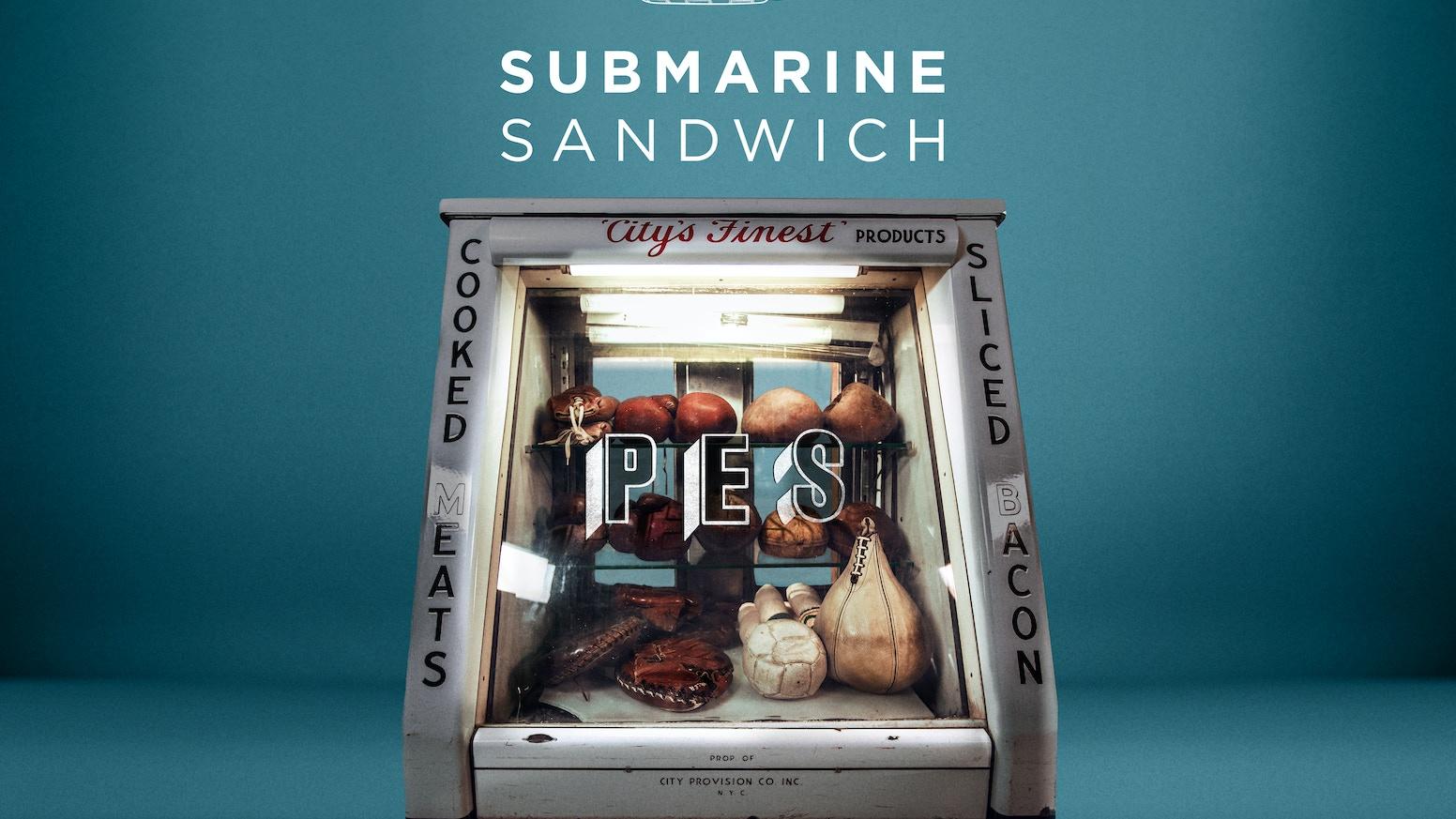 5ad9d0286bb Submarine Sandwich  — a film by PES by PES — Kickstarter