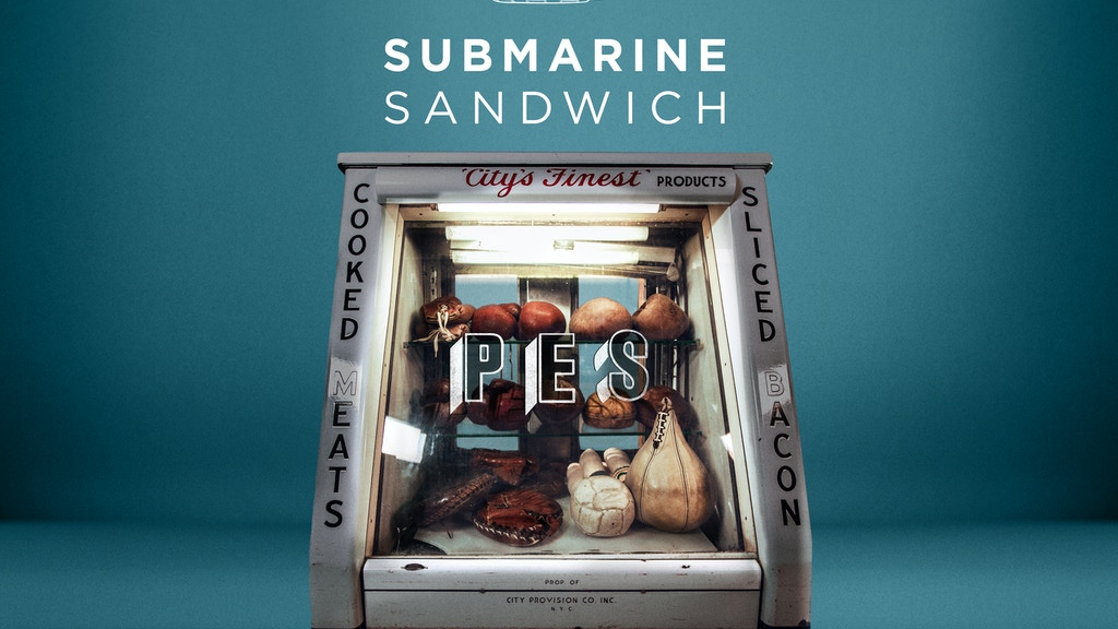 'Submarine Sandwich'  —  a film by PES project video thumbnail