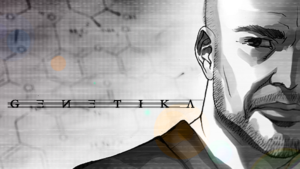 GENETIKA : Graphic Novel project video thumbnail