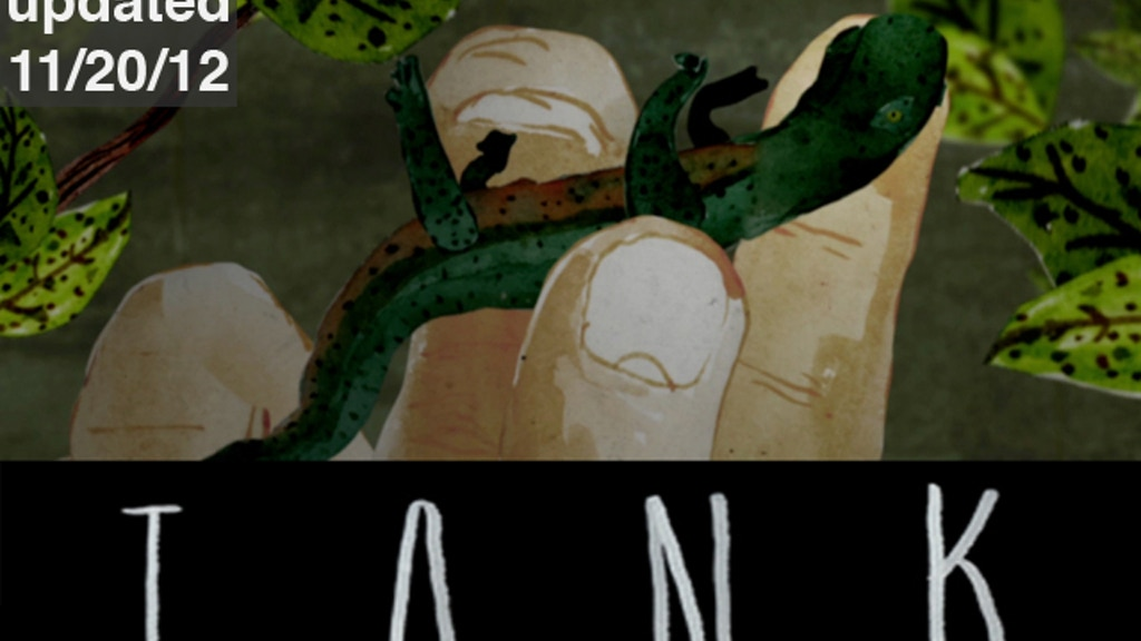 'TANK' - An Animated Short Film project video thumbnail
