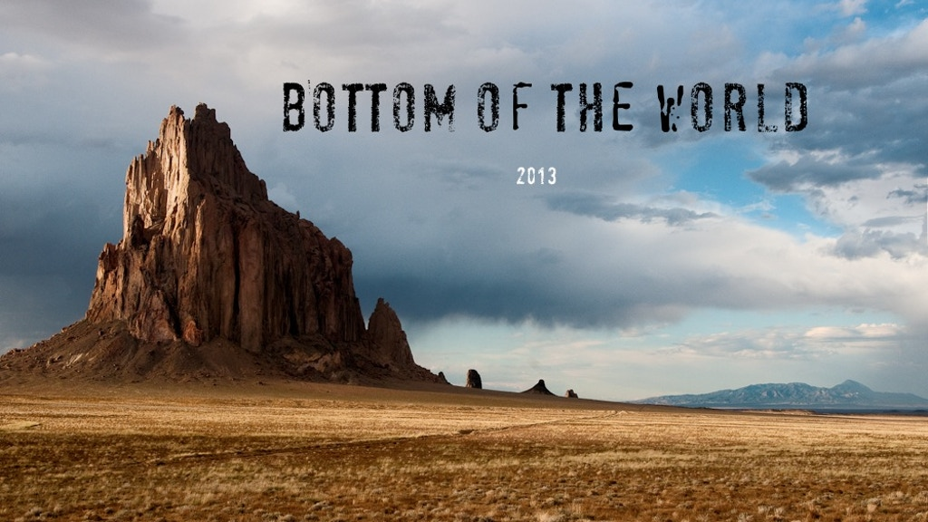 Project image for Bottom of the World (Canceled)