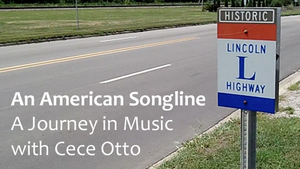 An American Songline project video thumbnail
