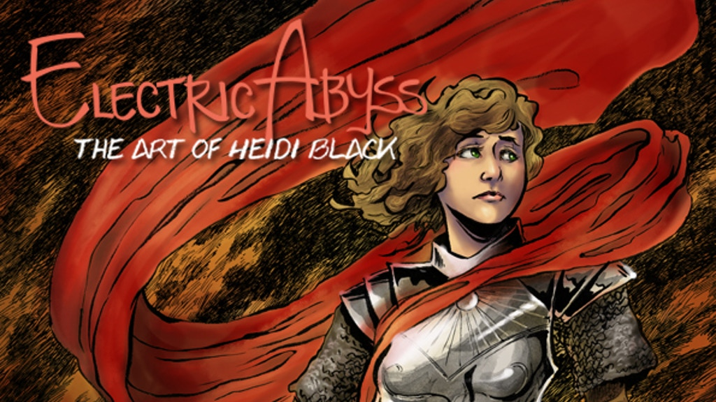 Electric Abyss: The Art of Heidi Black project video thumbnail