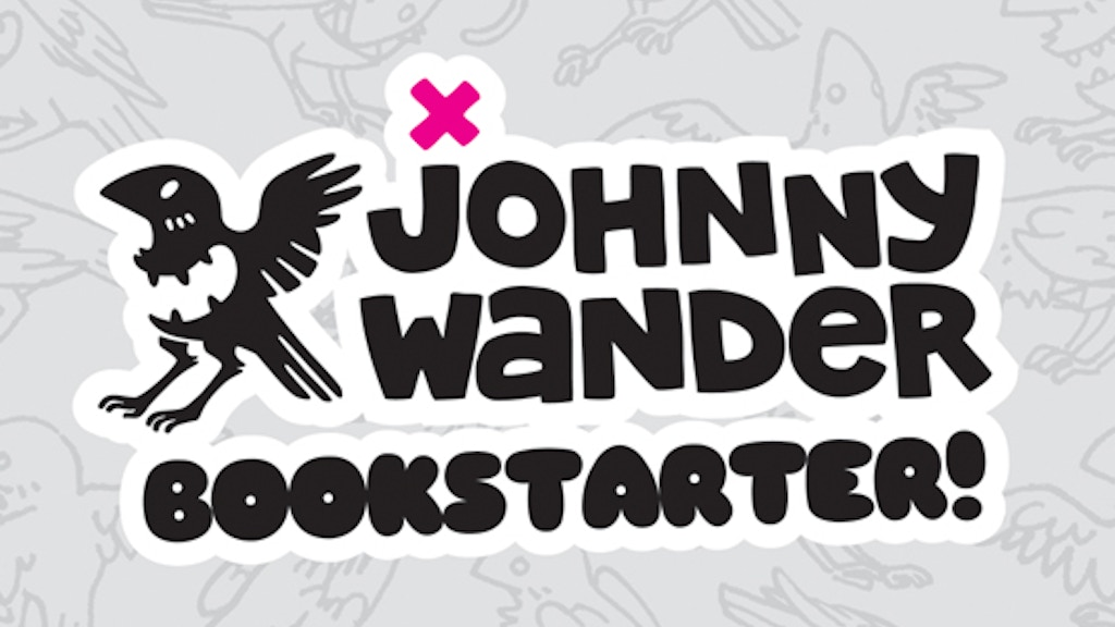 Johnny Wander Bookstarter! project video thumbnail