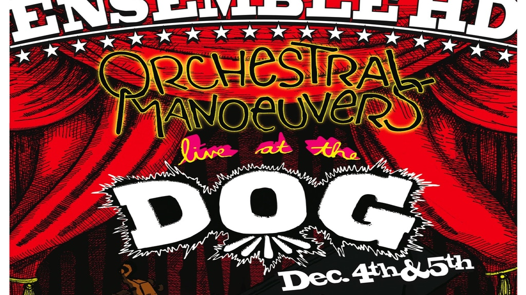 Ensemble HD Live at the Happy Dog! project video thumbnail