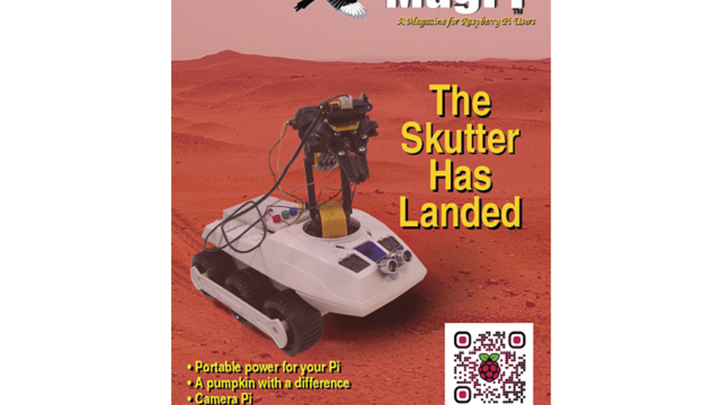 The MagPi Magazine - From Virtual to Reality project video thumbnail