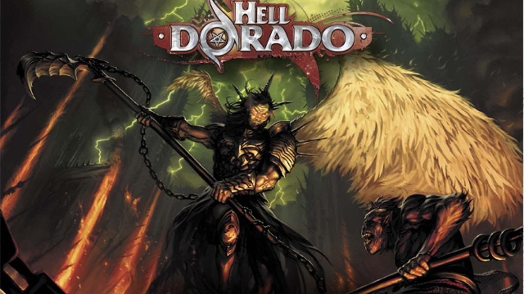 Hell Dorado Miniature Skirmish Game: Inferno Expansion project video thumbnail