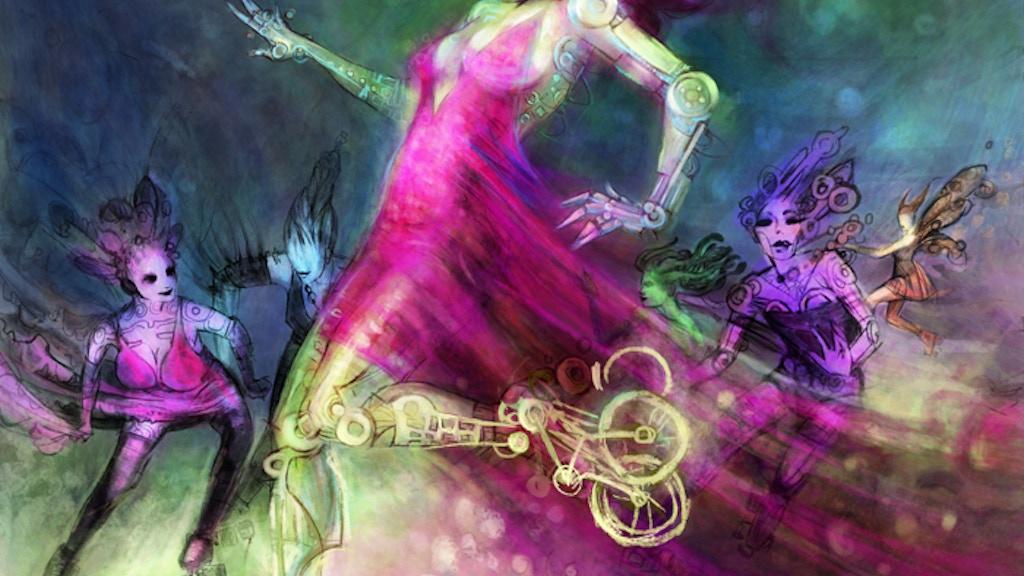 Glitter & Mayhem: The Speculative Nightclub Anthology project video thumbnail