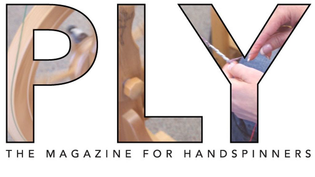 PLY: the Magazine for Handspinners project video thumbnail