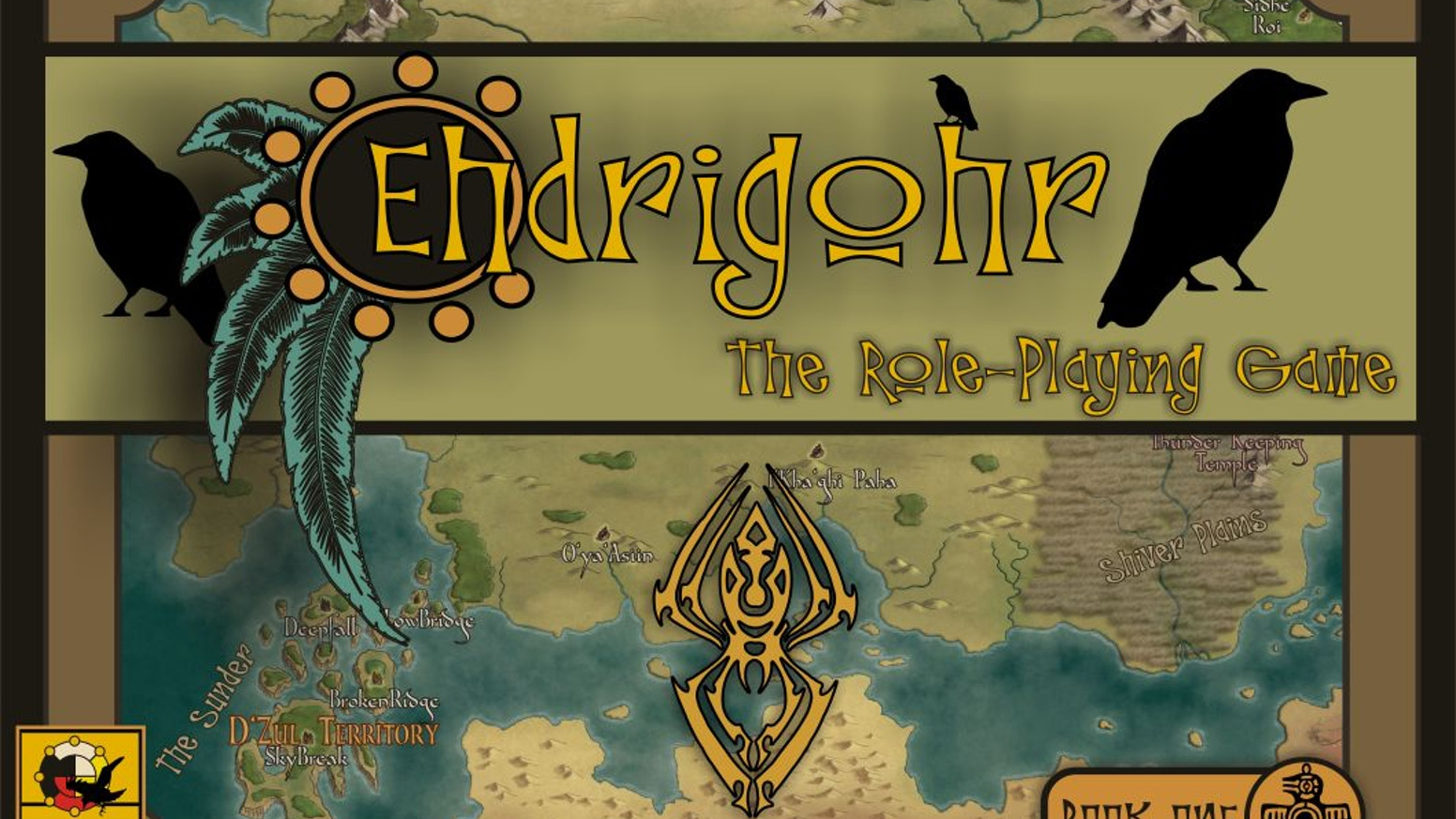 Ehdrigohr: The Roleplaying Game by Allen Turner — Kickstarter